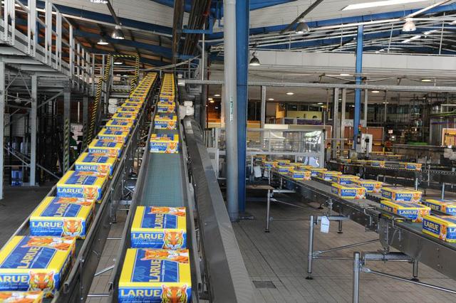 Dây truyền sản xuất bia